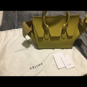 Celine Small Tie Bag